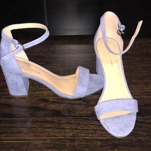 Marc fisher block heel sandal